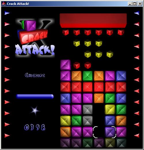 Crack Attack screenshot