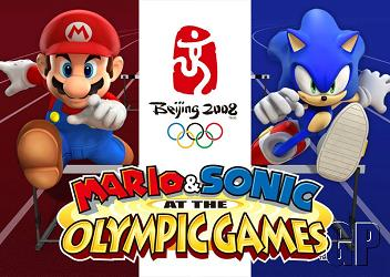 Mario and Sonic at Olympic Games