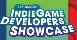 Indie Games Showcase logo