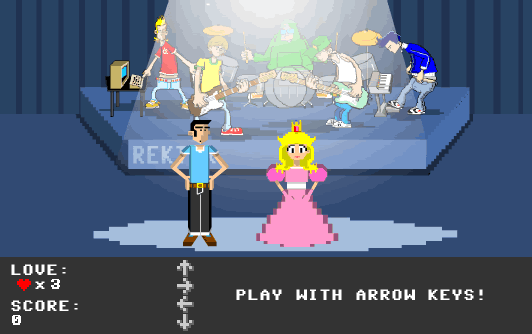 Rektors Princess Screenshot