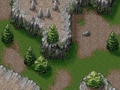 Zelda RPG Prototype: Lost Garden