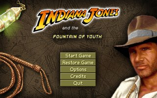 Indiana Jones and the Fountain of Youth screenshot