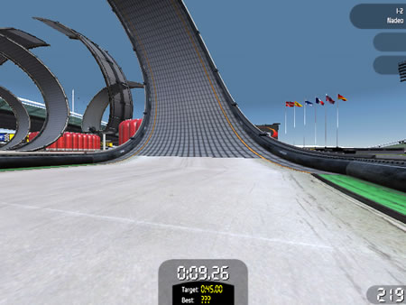 Screenshot Trackmania Nations