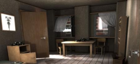 Blender Gallery Sample
