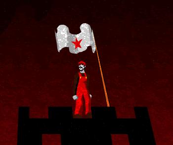 Mario es comunista