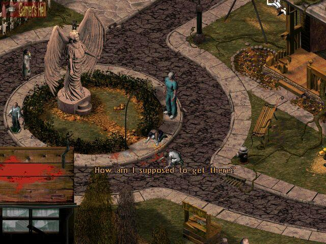 Sanitarium Screenshot