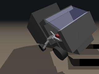 Truck Dismount screenshot