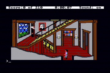 Kings Quest III screenshot