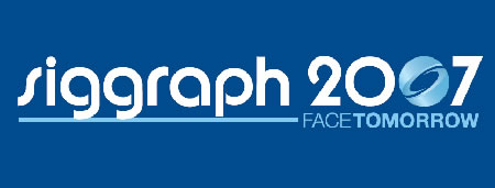 SIGGRAPH 2007: Face Tomorrow logo