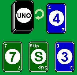 UNO for Java screenshot