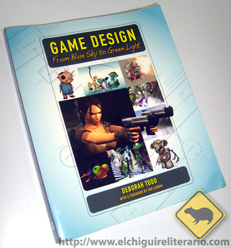 Game Design From Blue Sky to Green Light