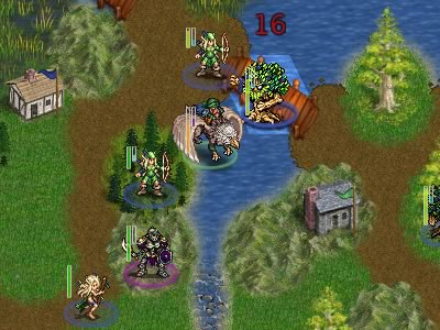 Battle of Wesnoth screenshot