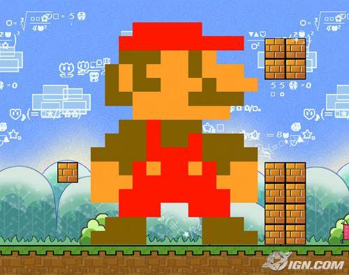 Super Paper Mario con estrellas