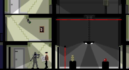 Trilby: Art of Theft screenshot